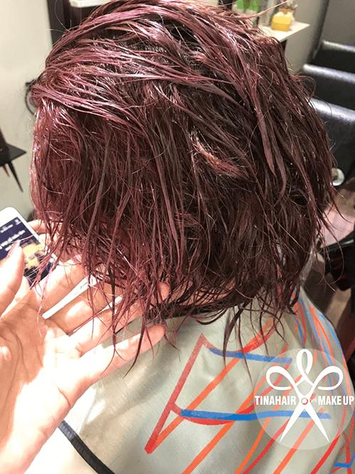 Chữa trị tóc hư tổn tại TPHCM