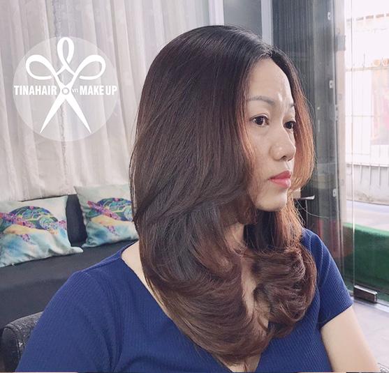 Uốn tóc cúp layer Di 264